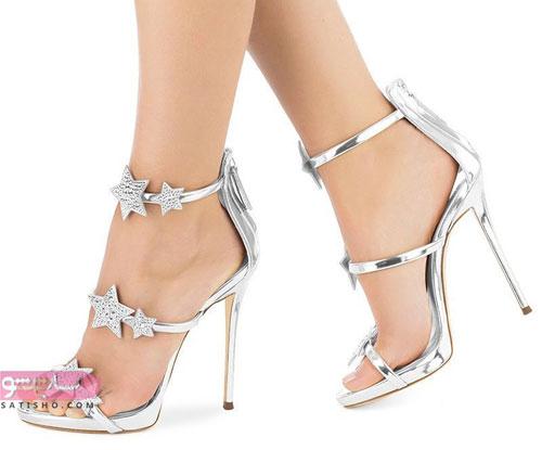 مدل کفش زنانه جدید در اینستاگرام
