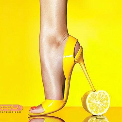 مدل کفش زنانه اینستاگرام