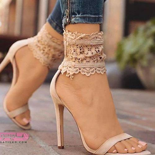 انواع مدل کفش مجلسی زنانه