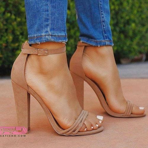 جدیدترین مدل کفش مجلسی زنانه ۲۰۱۹
