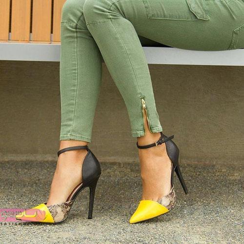 انواع کفش مجلسی زنانه جدید