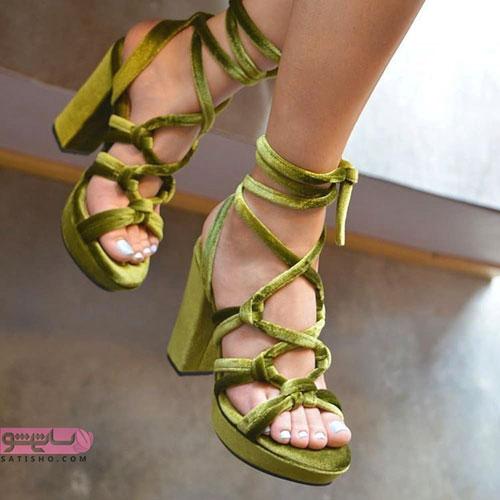 عکسهای کفش دخترونه زیبا