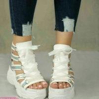 مدلهای جدید کفش زنانه ۹۸
