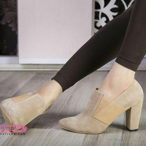 نمونه کفش زنانه باکلاس