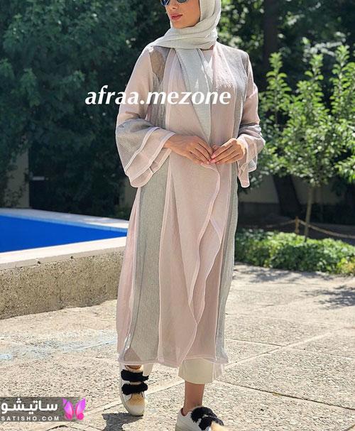 مدل مانتو شیک و جدید تابستانی 2019