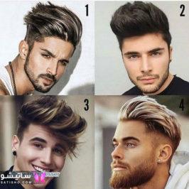 مدل مو مردانه ساده ایرانی