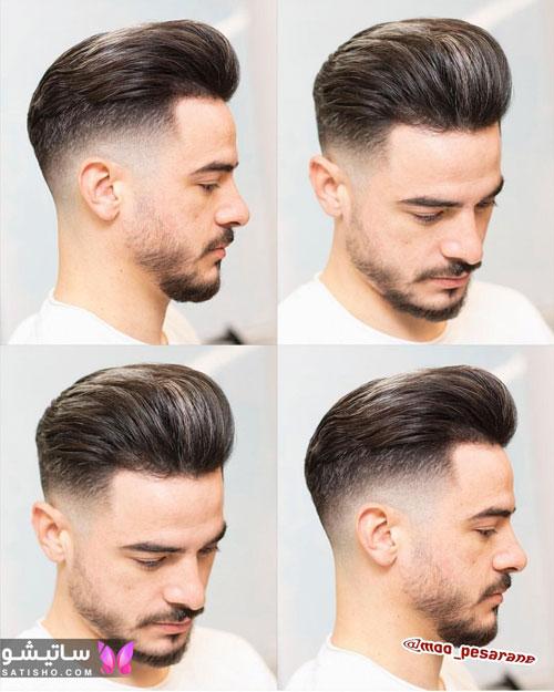 جدیدترین مدل های مو مردانه و پسرانه ۲۰۲۰ با طرح های به روز و فشن