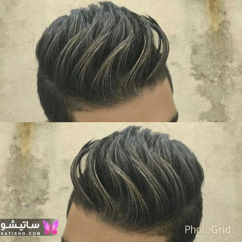 مدل موی مردانه ساده و شیک 98
