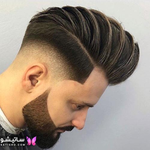 مدل جدید برای کوتاهی مو مردانه 98
