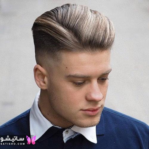 مدل مو کوتاه جدید مردانه 2019