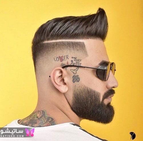 مدلهای مو مردانه شیک و جدید