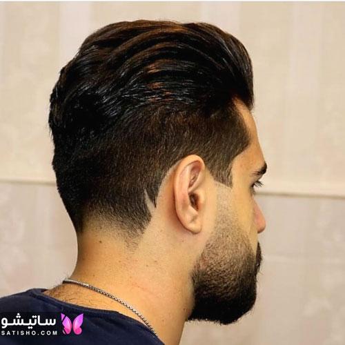 مدل مو خارجی مردانه