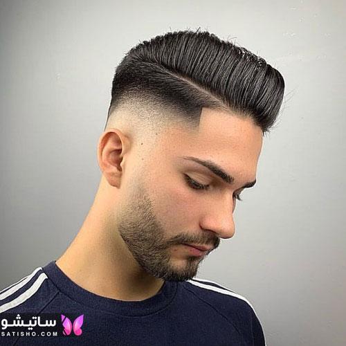 نمونه های جدید کوتاهی مو مردانه