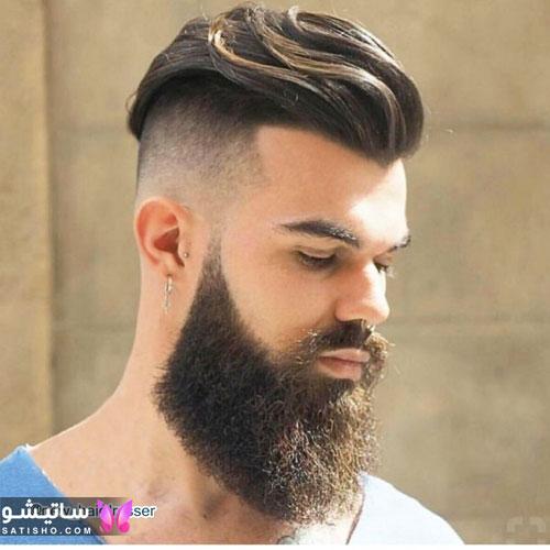 مدل مو اروپایی پسرانه