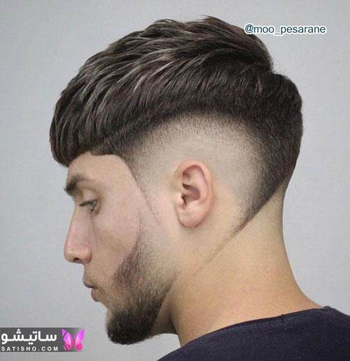 عکس موی کلاسیک کوتاه مردانه