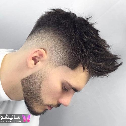 مدل مو کوتاه کلاسیک مردانه 98