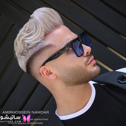مدل مو کوتاه جدید پسرانه