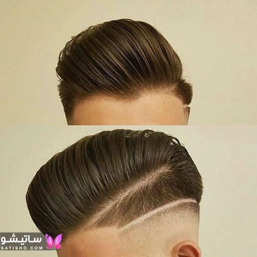 مدل موی مدرن مردانه