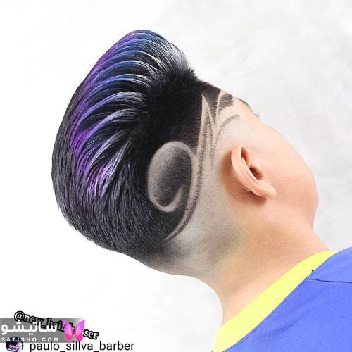 جدیدترین مدل مو و آندرکات مردانه