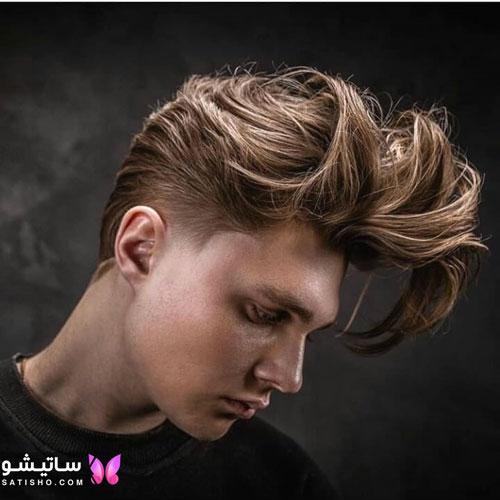 مدلهای جدید کوتاهی مو مردانه اینستاگرام