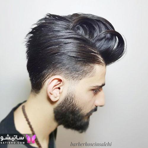 موی فشن مردانه