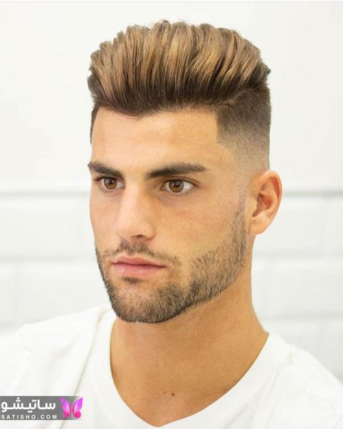 مدل مو مردانه جاستینی