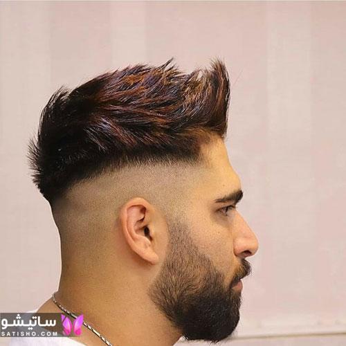 شیک ترین مدل مو مردانه