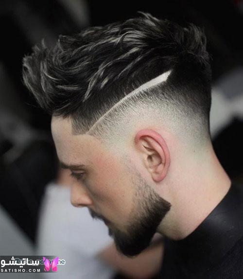مدلهای موی کوتاه مردانه 2019 جدید