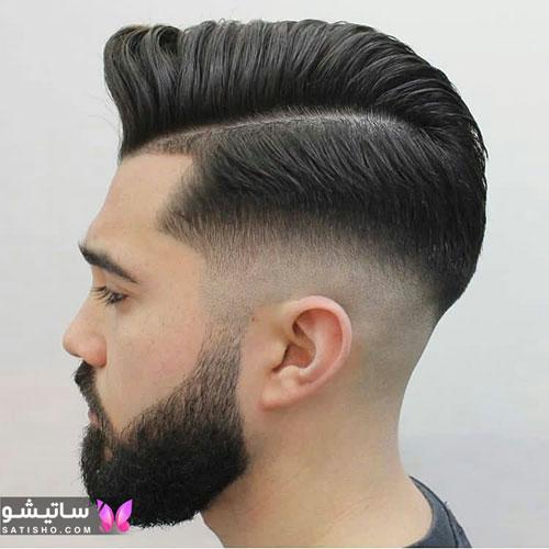 جدیدترین مدل مو کوتاه مردانه 98