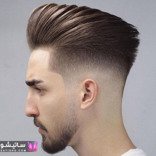 عکس مدل موی مردانه کلاسیک