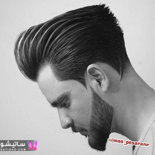 مدل مو کوتاه مردانه 2019 جدید