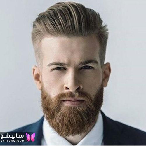 برترین مدل موی مردانه 98