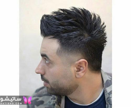 نام انواع مدل موی مردانه ایرانی