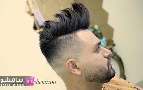جدیدترین مدلهای مو مردانه کوتاه فشن