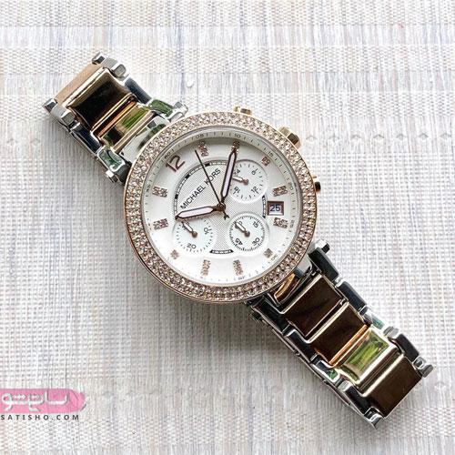 انواع مدل ساعت مچی دخترانه جدید نقره زیبا و خاص