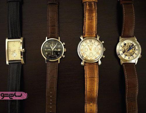 عکس ساعت دخترانه زیبا