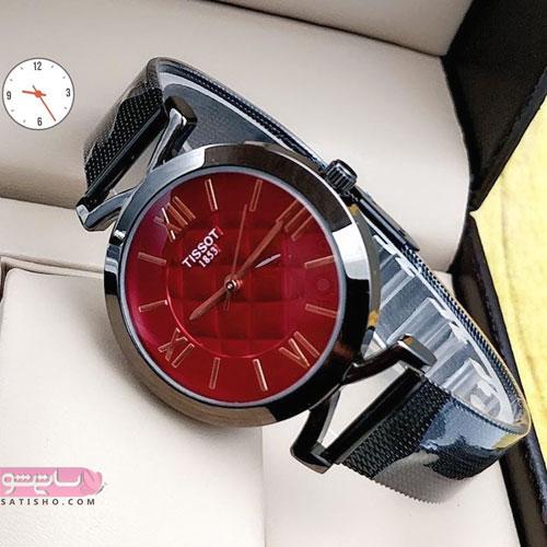 عکس ساعت دخترانه استیل