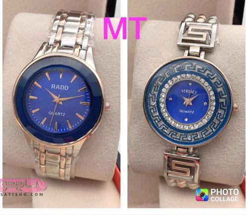 عکس ساعت دخترانه با قیمت مناسب