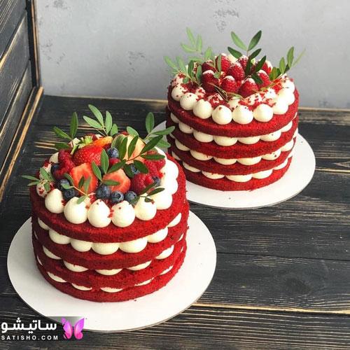 شیک ترین مدل کیک تولد جدید 2019