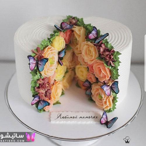 مدل کیک تولد شیک