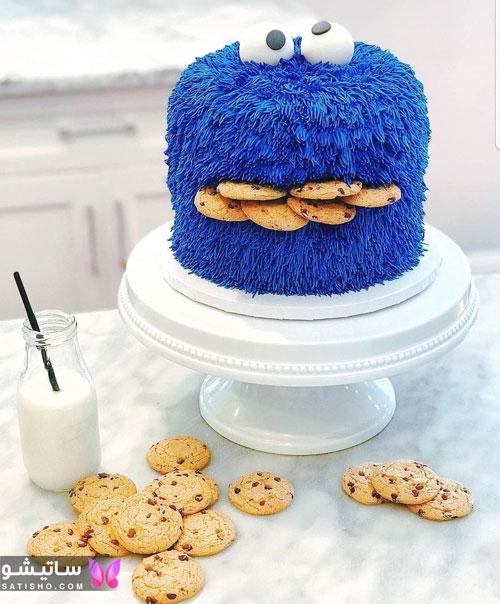 مدل کیک تولد پسرانه جدید