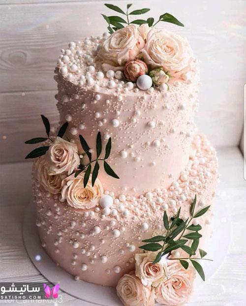 شیک ترین مدل کیک تولد برای خانم های باکلاس