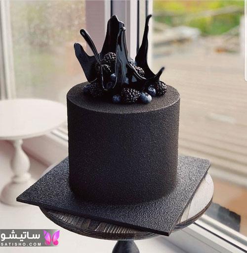 تزیین کیک جشن تولد شیک