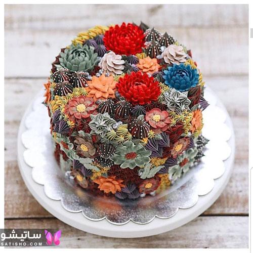 نمونه کیک خوشگل مناسب جشن تولد