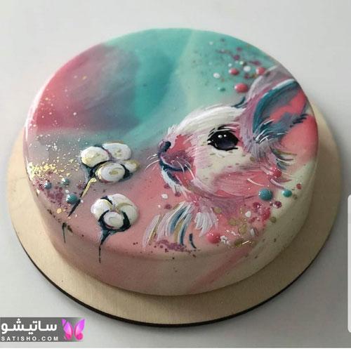 طرح جالب برای کیک جشن تولد