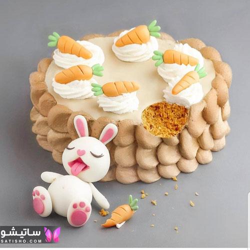 مدلهای کیک تولد کودکانه 98