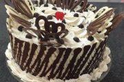 مدلهای جدید کیک تولد شکلاتی