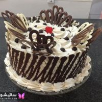 مدلهای جدید کیک تولد شکلاتی شیک و جذاب