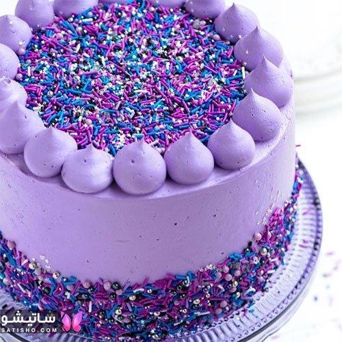 ۹۱ عکس جدید از انواع کیک تولد