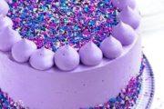 کیک تولد ساده و زیبا 2020